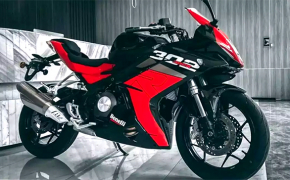 Benelli Unveils New 302R In India