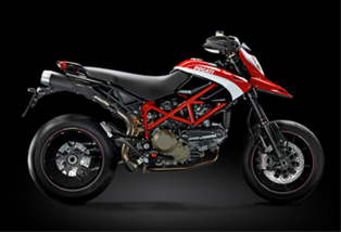 Hypermotard 1100 EVO SP