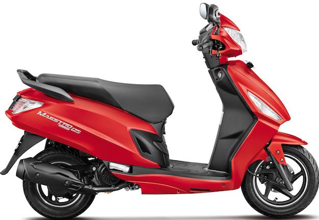 Hero Motocorp Maestro Edge 125 Price Images Colours