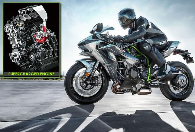Kawasaki Ninja H2 Price, Images, Colours, Mileage, Specs
