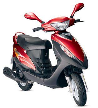 Mahindra Flyte Loan red
