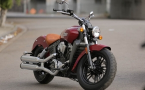 Indian Scout Launched In India At 11.99 Lacs