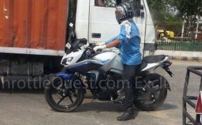 Scoop: 2014 Yamaha Fazer Version 2.0 Spotted, Launch Soon