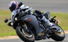 New Yamaha R1 Spotted On Test