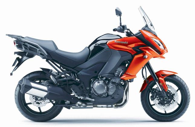 Kawasaki Versys 1000 Coming To India » BikesMedia News