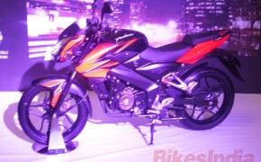 Bajaj Unveils Pulsar 150NS