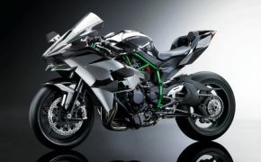 Kawasaki Unveils Ninja H2 R + VIDEO