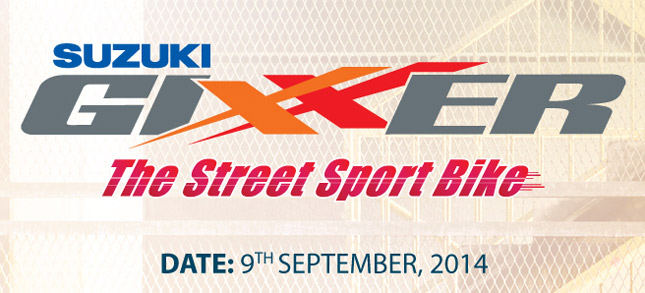 Official Launch Of Suzuki Gixxer On 9th Sep Bikesmedia News
