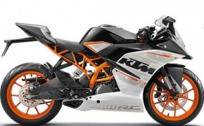KTM Launches RC390 & RC200