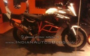 KTM 1190 Adventure R Spotted At Dealership, India Launch Eminent?