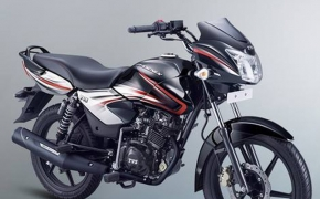 TVS launches Refreshed 2015 Phoenix 125