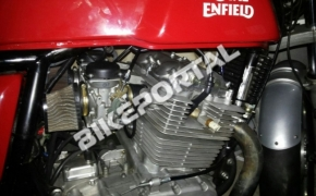 Royal Enfield Continental GT Spied With 750cc Twin Engine