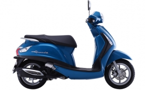 Yamaha To Launch New 125cc Scooter On May 7th