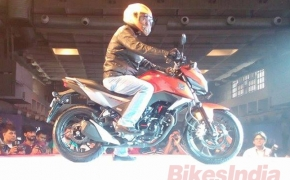 Honda Reveals CB Hornet 160R At Revfest