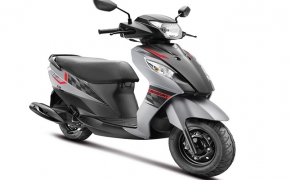 Suzuki Let's Now Available In Three New Dual Tone Colors