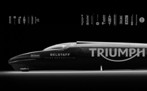 Triumph Postpones The Land Speed Record Attempt Followed By Guy Martin's Crash