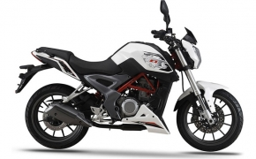 DSK Benelli TNT 25 Launched In India