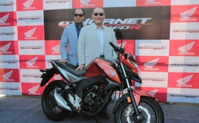 Honda Launches CB Hornet 160R