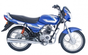 Bajaj Is All Set To Relaunch CT-100