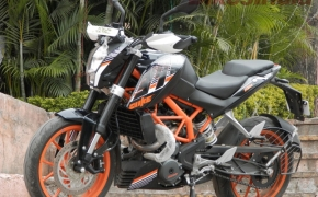 KTM Duke 390 Now Comes With Slipper Clutch