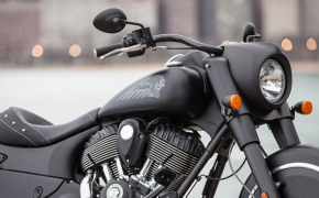 Indian Motorcycle Launches Chief Dark Horse At Rs.23 Lacs