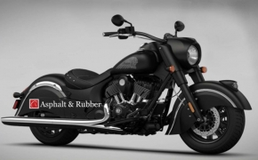 "Indian Motorcycles ""Dark Horse"" Revealed"