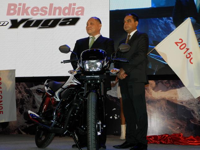 2015 Edition Honda Dio Dream Neo And Dream Yuga Launched Bikesmedia News