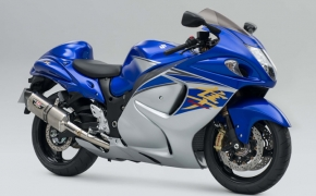 Suzuki Launches Limited Edition Hayabusa Z