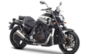Limited Edition Yamaha VMAX Carbon- Yamaha Celebrating 30 Years Of VMAX