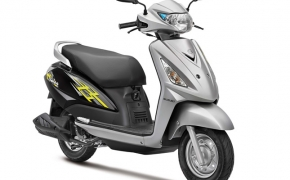 Suzuki Updates Swish 125 Scooter
