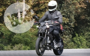 Spied: TVS-BMW Prototype Caught Testing; The Concept Draken Is Getting Alive