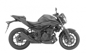 Upcoming Naked Yamaha MT-03 Revealed?