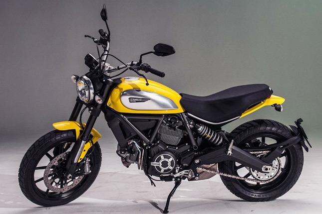 Ducati Monster Lakhs In India