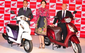 Honda Launches Updated 2015 Aviator And Activa-i