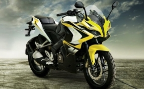 Bajaj Pulsar RS200 Launched At Rs 1.18 Lacs
