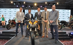 DSK Benelli Launches 5 Superbikes- Price Starts From INR 2.83 Lacs
