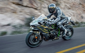 Kawasaki Ninja H2 Coming To India In April 2015