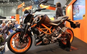 KTM Unveils Duke 250 & RC 250- Producing 31 PS Of Power