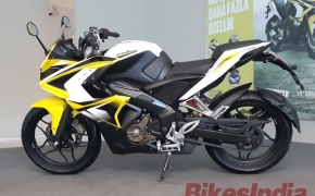 Scoop: The Upcoming Pulsar RS200 Will Have ABS Even On Base Version