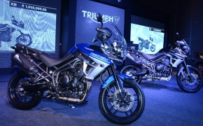 Triumph Launches Tiger 800 XRx And XCx Motorcycles