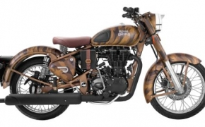 Royal Enfield Unveils Limited Edition Classic 500 & Gears