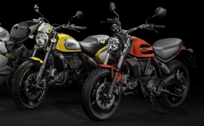 Ducati Introduces Flat Track Pro And Sixty2 Scramblers