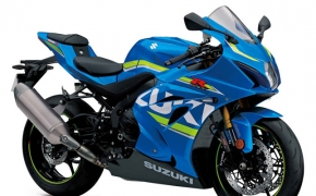 Suzuki Is Back With A Bang, unveils the 2017 GSX- R1000