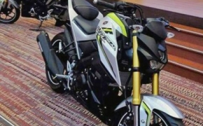 Meet The Naked R15- Yamaha M-Slaz