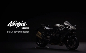 Kawasaki Ninja H2 Gets A New Paint Scheme