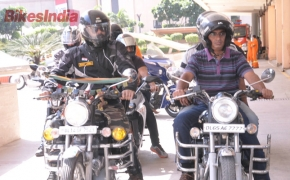 The Bikerhood Meet Concludes Successfully In Delhi