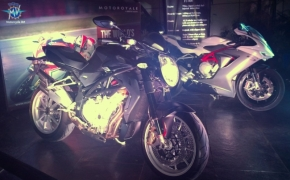 MV Agusta Officially Unveils Brutale 1090 And F3 800