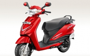 Hero Launches New Duet 110cc Scooter In Metal Body