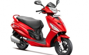 Hero MotoCorp Launches New Scooter Maestro Edge