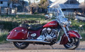 Indian Motorcycle Launches 2016 Springfield
